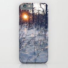 sunset of this winter iPhone 6s Slim Case