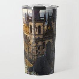 Classic Prague Travel Mug