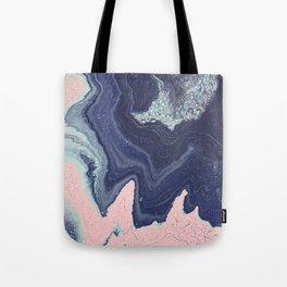 Fluid No. 11 - Geode Tote Bag