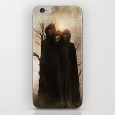 Darkness II iPhone & iPod Skin