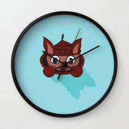 SneakyPeaky Wall Clock