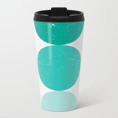 turquoise i 001 Metal Travel Mug