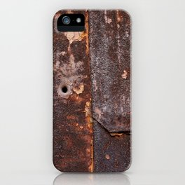 Bullet Point iPhone Case