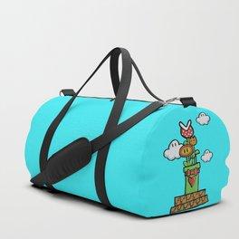 Super Bouquet Duffle Bag