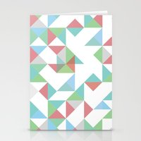 prism Stationery Cards featuring Prism by Emil Ericsson