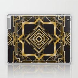 Art Deco Geometric Pattern Laptop & iPad Skin