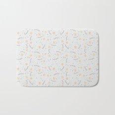 Little Flowers Bath Mat