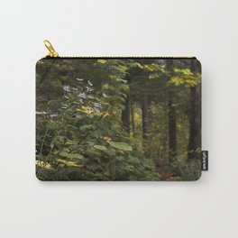 Flower on the Path Carry-All Pouch