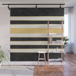 Marble stripes Wall Mural