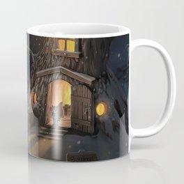 The First Snow Coffee Mug