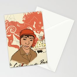 People are Always Ruining things for You Stationery Cards