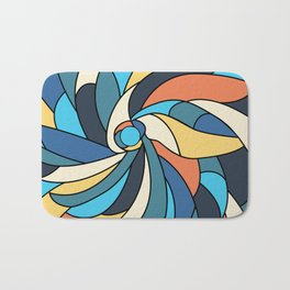 COLOR EXPLOSION Bath Mat
