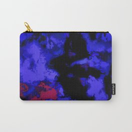 Interruption blue Carry-All Pouch