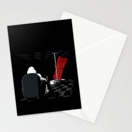 Michelin Striptease Stationery Cards