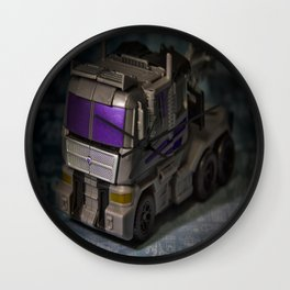 Decepticon Motormaster Wall Clock