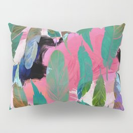 Plume Light Pillow Sham