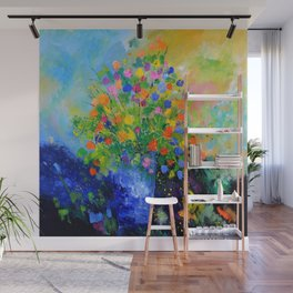 Colourful still life Wall Mural