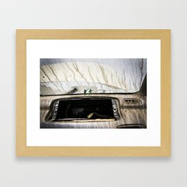 """JUNKYARD ARMY"" Framed Art Print"