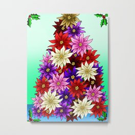 Christmas Artwork #18 (2017) Metal Print