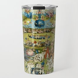 Hieronymus Bosch The Garden Of Earthly Delights Travel Mug