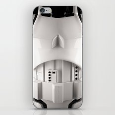 I-Trooper suit case. iPhone & iPod Skin