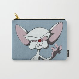 Try to Take Over the World Carry-All Pouch