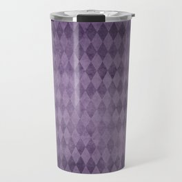 Lavender diamonds Travel Mug