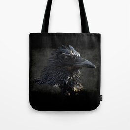 Raven Lord Tote Bag