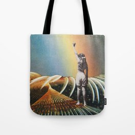 My brother is coming back home Tote Bag