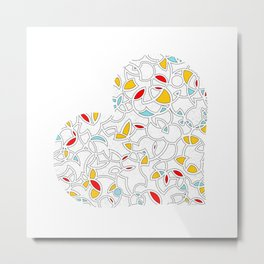 Heart (2) Metal Print
