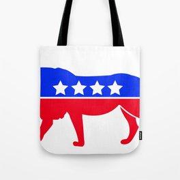 Civocratic Loin Tote Bag