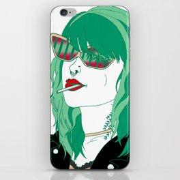 California Girl iPhone Skin