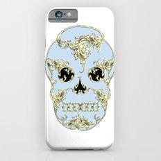 Rococo Skull Slim Case iPhone 6s
