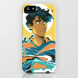 Son of the Sea: Percy Jackson iPhone Case
