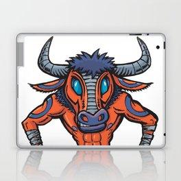 Minotaur from Crete Laptop & iPad Skin