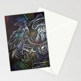 Mongolz Stationery Cards