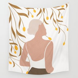 Soft Summer Breeze Wall Tapestry