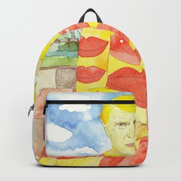 Donald and Kim, a Love Story Backpack