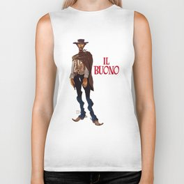 Il buono. The good, the bad and the ugly Biker Tank