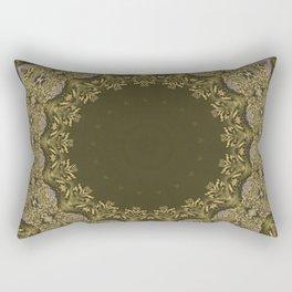 Better than Yours Colormix Mandala 2 Rectangular Pillow
