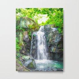 Lumsdale Falls. Metal Print