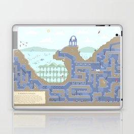 Undertunnels Maze Laptop & iPad Skin