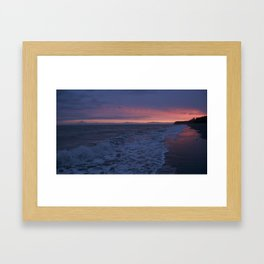 Before the Runs Framed Art Print