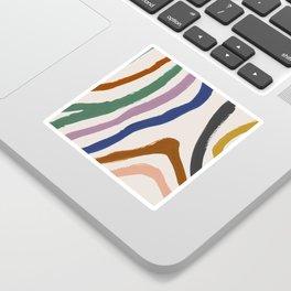 Zébra pop Sticker