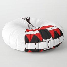 Urban Camper Floor Pillow