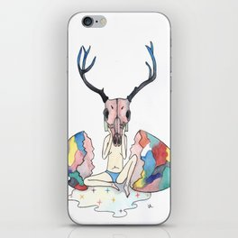 The children of restlessness iPhone Skin