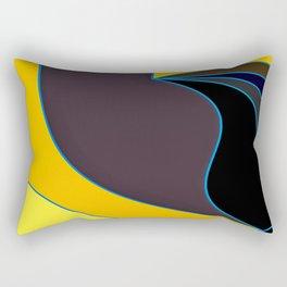 Sublime waves 2 Rectangular Pillow