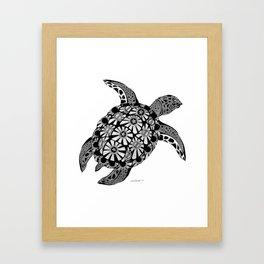 Terrapin Framed Art Print