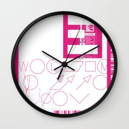 yes Wall Clock