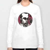 nick cave Long Sleeve T-shirts featuring Nick Cave by Rafols